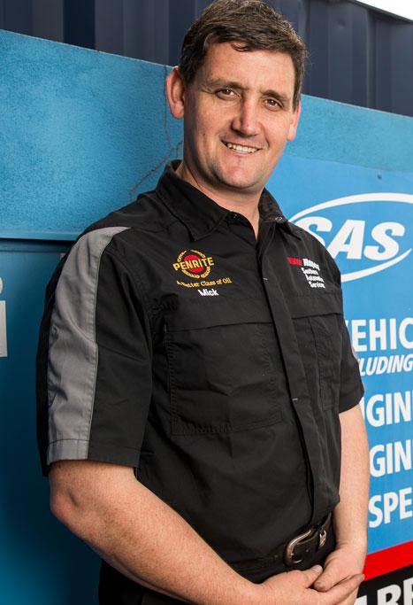 Mick Patton