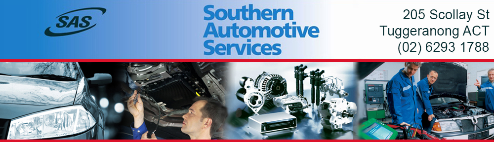 Southern Automotive Scolly Street Auto Centre Tuggeranong ACT